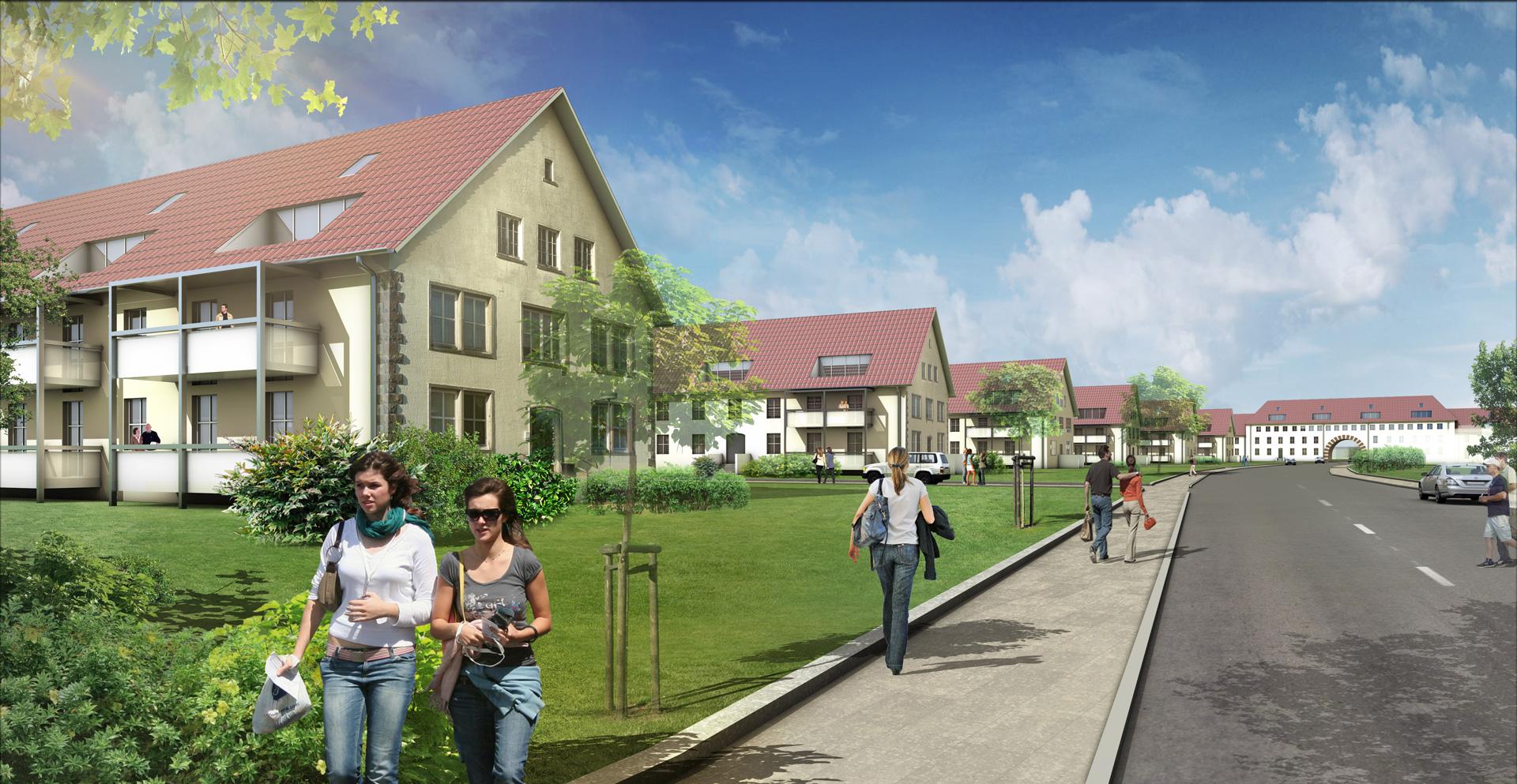 Rendite Immobilie für Kapitalanleger - Mit Denkmalschutz AfA