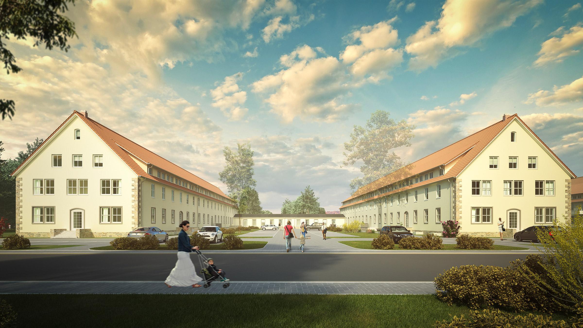 Vielseitige Rendite-Immobilie mit Denkmalschutz-AfA und KfW-Förderung.